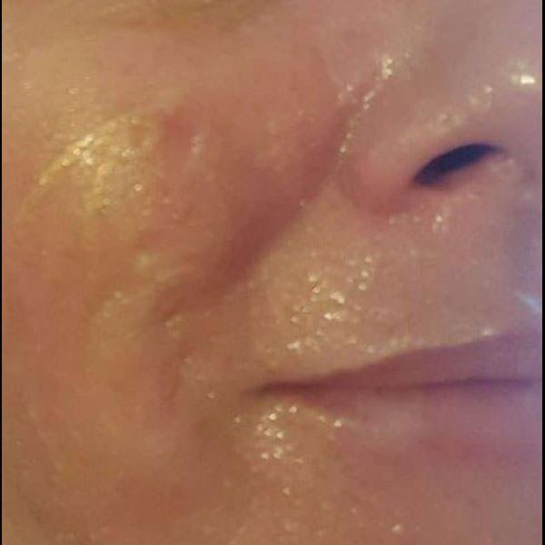 arany arcmaszk arc melao 24 karátos