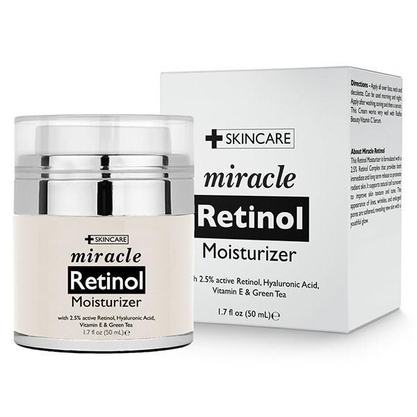 retinol tartalmú krém
