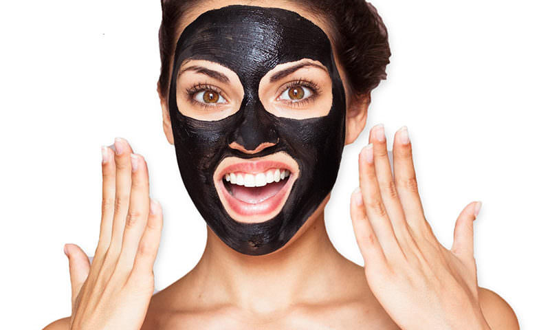 mitesszer eltávolító maszk zsíros bőr ellen